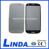 Obiettivo di vetro del telefono mobile per il vetro di Samusng S3