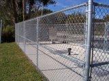Горячая загородка звена цепи PVC загородки звена цепи Gi сбывания