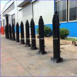 3 cylindre hydraulique télescopique d'étape de Stage/4 Stage/5 pour la remorque/camion à benne basculante