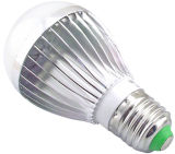 Indicatore luminoso di E27 6W 100-240V LED (BQ204)