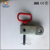يشكّل فولاذ شاحنة عقدة تصدّع خفيفة جهاز استقبال [د] حلقة