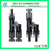 Разъем кабеля Mc4 PV ветви t (MCH201)