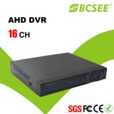 16 CH Stand Alone Ahd DVR mit PTZ Control und CER, FCC, RoHS
