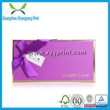 Luxuxpapierhochzeits-Geschenk-Kasten-Verpacken