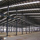 Ce et atelier préfabriqué approuvé de bâti en acier de la BV (ZY166)
