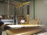 Vuoto Lifter per Wood/Log Lifter/Wood Pallet Lifter