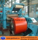 A cor revestiu a bobina do aço/metal/ferro de PPGL