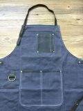 Рисберма инструмента холстины фабрики навощенная таможней с кожаный планкой