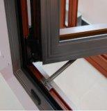Roomeye 열 틈 알루미늄 여닫이 창 Windows 또는 에너지 보존 Aluminum&Nbsp; &Nbsp; 여닫이 창 Windows (ACW-057)