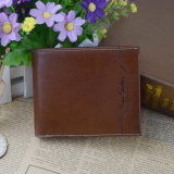 Alta qualità Vegetable italiano Leather Wallet per Men