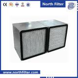 Обработка HEPA Глубок-Плиссирует фильтр панели для воздуха