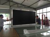 Projektions-Bildschirm-örtlich festgelegter Rahmen-Projektor-Bildschirm