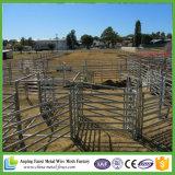 El panel de acero galvanizado el mejor precio de la yarda del ganado