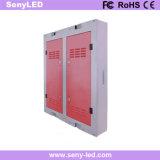 Panneau-réclame fixe extérieur économiseur d'énergie de DEL pour la publicité polychrome avec l'intense luminosité