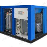 Compresor de aire rotatorio del tornillo de la frecuencia variable ahorro de energía
