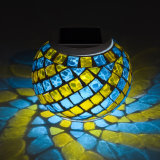 Mosaico feito-à-medida luz decorativa solar