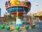 Classic Children Amusement Park Rides Mini Swing cadeira giratória rotativa