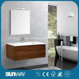 Module de salle de bains en bois de Veener de vente chaude (SW-WV1204)