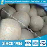 Esferas de moedura forjadas elevadas do aço de liga do manganês