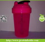 Brandnew пластичная бутылка трасучки с шариком провода Blender