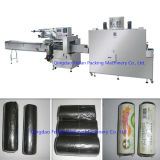 Servo Motorの自動Garbage Bag Shrink Wrapping Machine