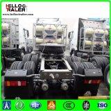 Caminhão Diesel resistente do trator do trator 6X4 371HP do caminhão de HOWO