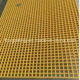 Reja moldeada FRP para la construcción civil