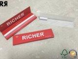 より豊富な14GSM強いアラビアゴムのKingslimの麻のタバコのロール用紙