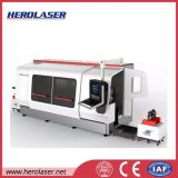 Автомат для резки лазера волокна Herolaser Дубай для пробок и профилей 500W-3000W
