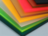 Lamiera sottile materiale trasparente di colori PMMA Acrilico