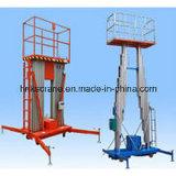 Het Aluminium die van de Prijs van de Fabriek van Henan het Hydraulische Platform van het Werk voor het Opheffen opheffen