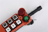 F21-E1 2 Transmitter Hoist를 위한 1 Receiver Single Speed Push Button Industrial Radio Remote Controls