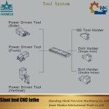 Ck63L Fanucシステム販売のためのユニバーサルCNCのフライス盤