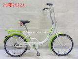 20inch都市バイク、巡洋艦の自転車、女の子のバイク