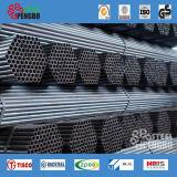 Pipe soudée sans joint de l'acier ASTM213 allié