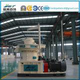 la boucle 1.5t meurent le prix en bambou de machines d'usine de pelletiseur de Dobule de tailles d'herbe de luzerne en bois verticale de sciure