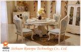 Cadeiras européias à moda do restaurante