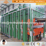 Rubber Sheet를 위한 프레임 Curing Press Machine