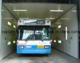 Industrielles Selbstbeschichtung-Gerät, Bus-Spray-Stand