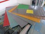 Анти- лист мастерской выскальзования, квадратные резиновый циновки плитки, справляясь циновка