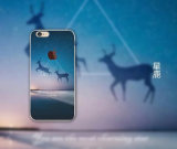Geval het van uitstekende kwaliteit van de Telefoon van de Cel van het Landschap van het Ontwerp van de Douane voor iPhone 6 6s voor het Geval van de Telefoon van de Melkweg S7 TPU van Samsung