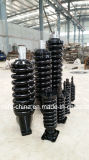 Kobelco Sk200 Exkavator-Spur-Einsteller-Zylinder-Montage-Spur-Zylinder