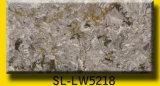 Pedra artificial chinesa de quartzo para partes superiores da vaidade