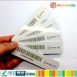 Etiqueta del cubo de la basura del PVC RFID del EPC GEN2 para la gestión de desechos