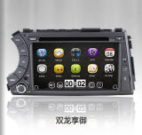 Wince 6.0 System 7 Inch 2006-2012 Amplificador de coche para Ssangyong Kyron con Bt Aux en USB 3G