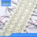 12V impermeabilizzano l'indicatore luminoso bianco del modulo del LED