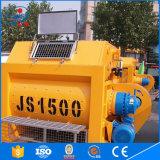 Precio de fábrica con el alto mezclador concreto eficiente Js1500
