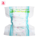 Pañales elásticos impresos venta caliente del bebé de la pretina de la humedad del bloqueo