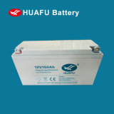 batteria profonda del ciclo di uso solare 12V150ah