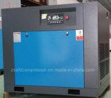 compresseur d'air variable économiseur d'énergie à deux étages de vis de la fréquence 75kw/100HP